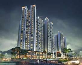 2BHK in Sunteck Westworld  Naigaon East