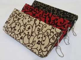 ladies clutch,,special discount for shop keepers,,
