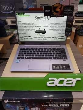Acer Swift 3 Air kredit bisa tanpa cc cuma 3menit gan