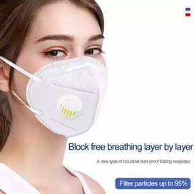 N95 Mask and Protected Shield at Best Price