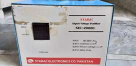 Automatic Relay Voltage Stabilizer 2KV