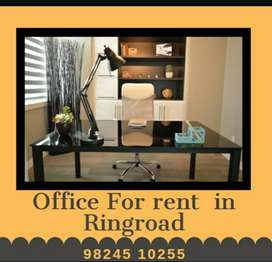 Furnished office for rent in ring road