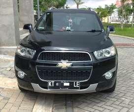 Chevrolet Captiva Face Lift Hitam