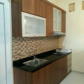 Kitchenset, Meja Bar, Lemari Minimalis