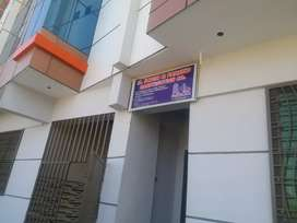 Flats available for sale at double road