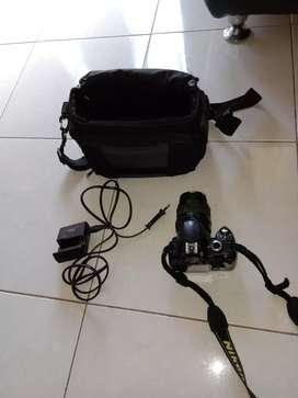 kamera merek nikon type D60