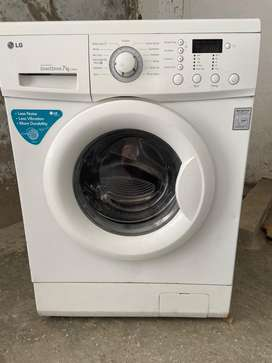 LG fully automatic 7.5Kg