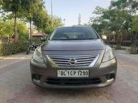 Nissan Sunny Diesel XV, 2012, Diesel