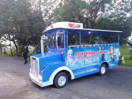 kereta mini wisata odong-odong sepeda air bebek L05