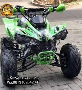 motor atv 125cc matic
