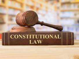 I teach Constitutional Law