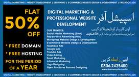 Digital Marketing | Website Development | Designing
