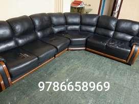 Deluxe corner sofa
