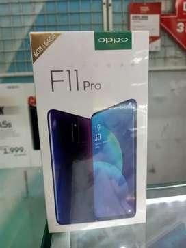 OPPO F11 pro 6/64 resmi murah