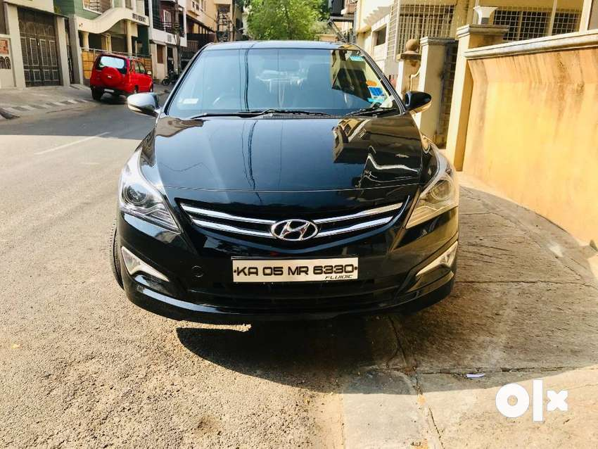 Hyundai Verna 2015 Diesel 1.6 (S) for sale in excellent condition 0