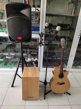 Paket Sound Akustik Portable