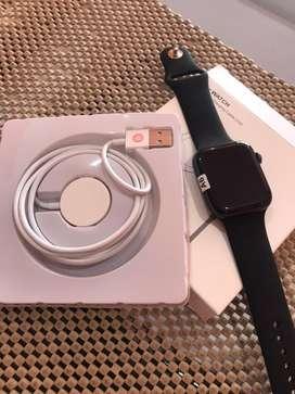 Apple warch seri 4 44mm grey second like new