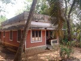 2 Bhk independent old Terrace House near Mundur, Thrissur 5500/-