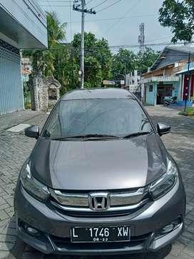 new mobilio 1.5 tipe E automatic AT 2018 pmk 2019 grey Surabaya