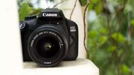 HCI - Kredit Kamera Canon 4000d Gak Pakai Dp