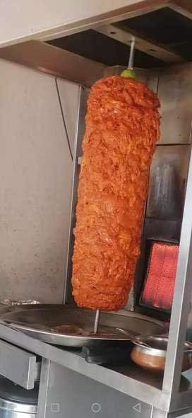 I m Shawarma.  And  AL fham maker
