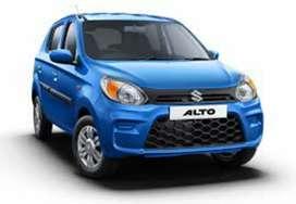 Alto car For rent @ 14 rs per km