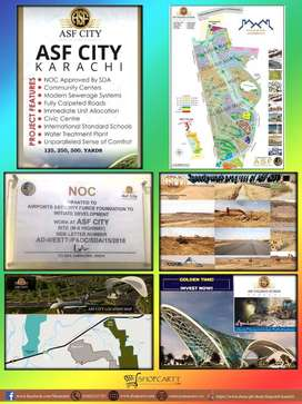 New plots and residencial appartment