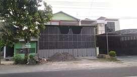 Disewakan bangunan gudang di jalan Imogiri barat Km 7 Bantul