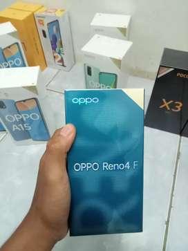 Oppo Reno 4f new murah