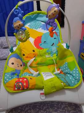 Bouncer fisher price bisa nego