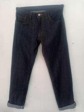 Custom celana jeans