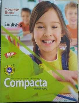 English class 6 NEW Edition Compact Advanced bbcBrajindra Book Company