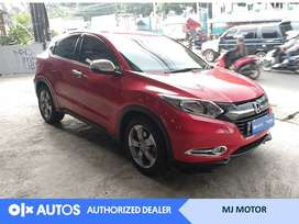 [OLX Autos] Honda HRV 1.5 E Bensin 2015 AT Merah #MJ Motor