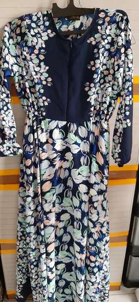 PL PreLoved Dress Gamis Kasih Hijabku