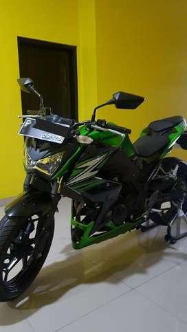 Kawasaki Z250 Hijau
