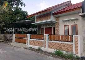 Rumah murah LT.100 di Wedomartani