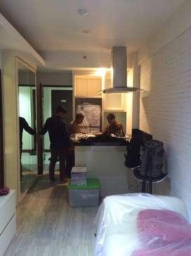 Jual Apartemen full furnish