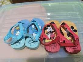 Sandal original havaianas size 22