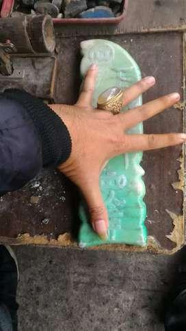 Batu giok dari tiongkok asli giok