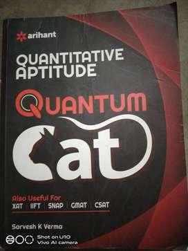 CAT Apptitude books