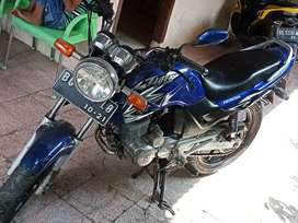 Tiger biru 05 antik orisinil