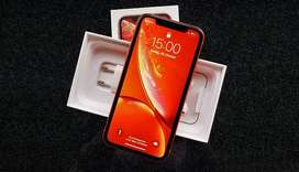 I Phone XR in 256 GB rom in good condition 25% less