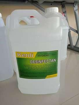 Kenli cairan desinfektan 5 liter