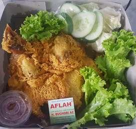 Ayam utuh ater2 mulai 40 rb