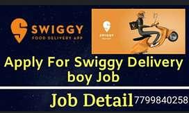 Swiggy job