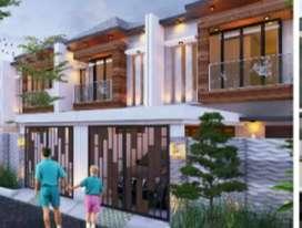 Rmh cantik semi villa sejuk murah strategis di sindanglaya Ujungberung