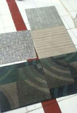 Karpet tile yang kekinian MILENIAL