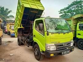 Dp 50 jt - Hino Dutro 130 HD Dump truk thn 2017