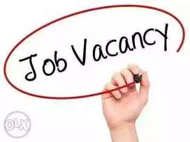 Female and male urgent hiring