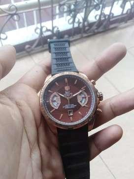 Jam tangan tag heuer nono seiko omega